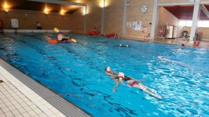 svømmehall livredning
